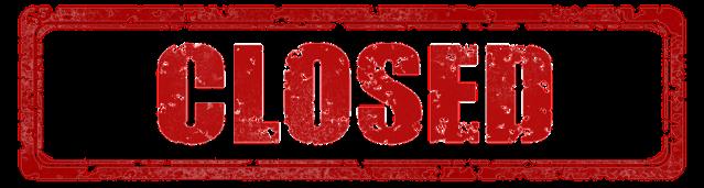 closed-1656193_960_720