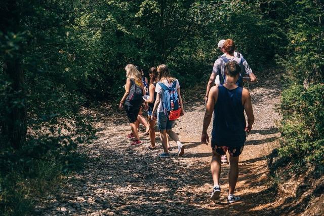 Wandergruppe Pixabay