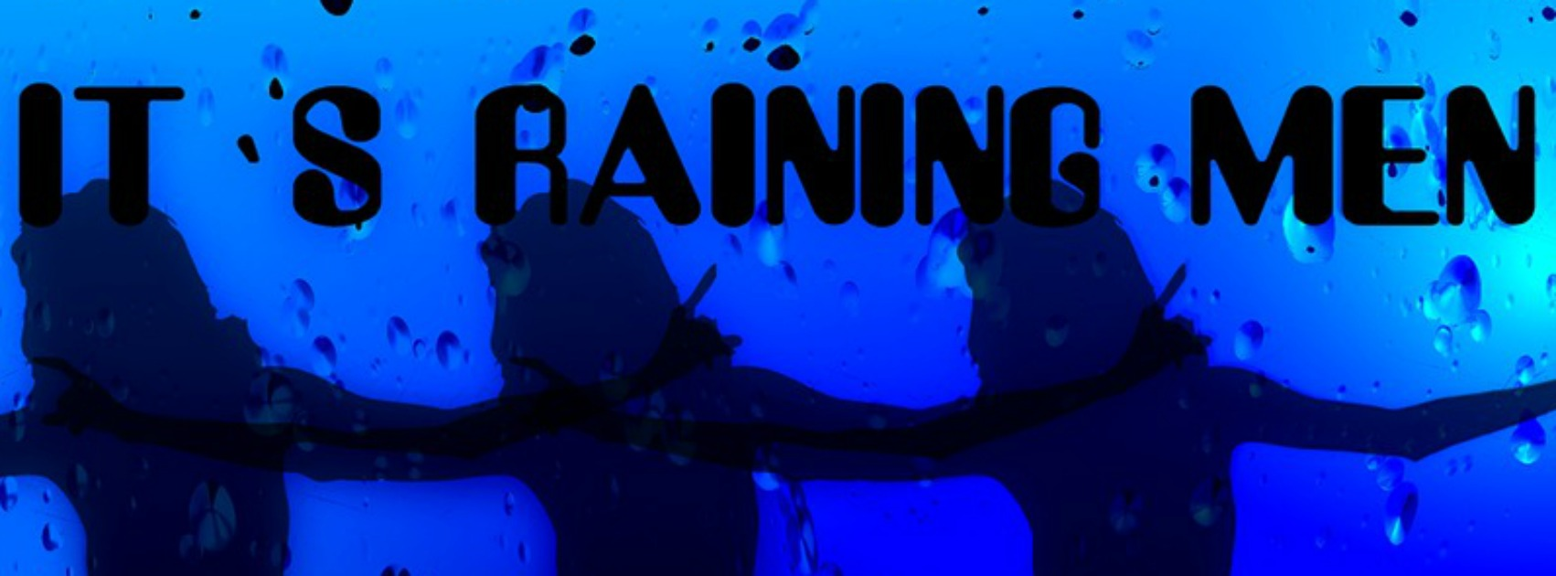 Tanzende Frauen im RegenI