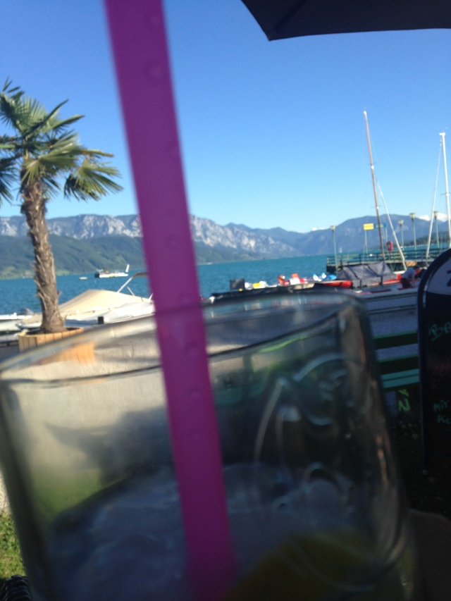 Attersee Sundowner