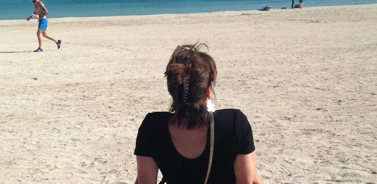 Fuerteventura am Strand